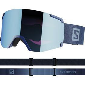 Salomon S/View Sigma Goggles bold blue/sky blue